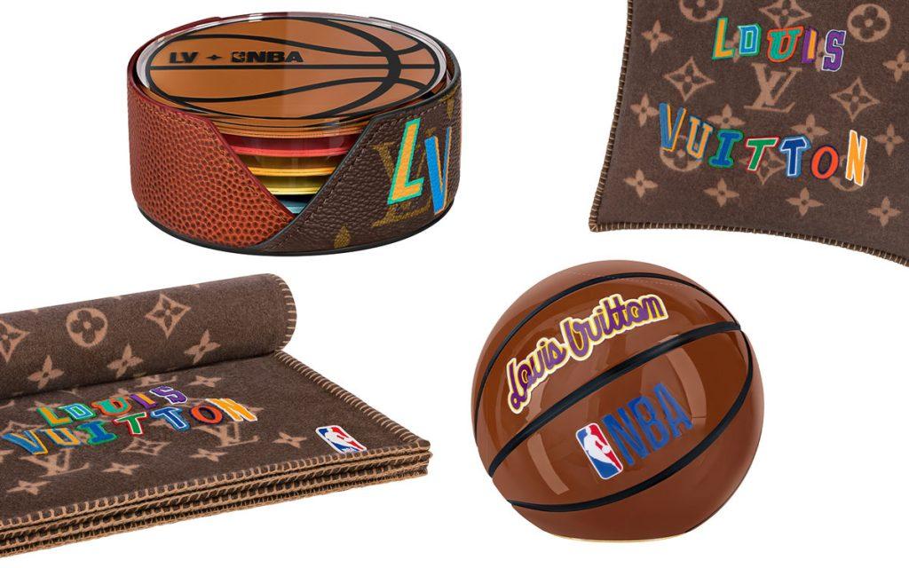【ルイ・ヴィトン】スポーツ気分が盛り上がる!NBAとのコラボアイテムに注目。