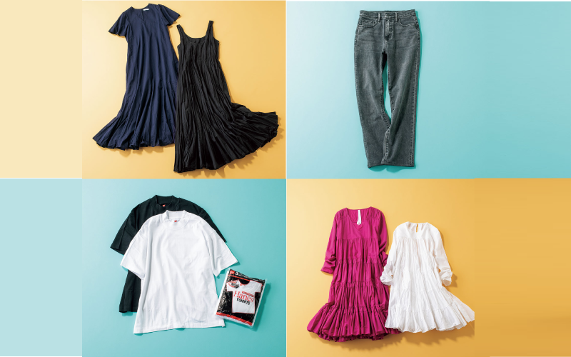 「安くはないけど、3年着られる服」VS「週3着られるコスパ服」11選