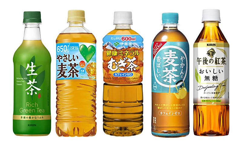 【麦茶が58円!?】残り4時間「Amazonプライムデー」お買い得「まとめ買いしたいお茶」5選