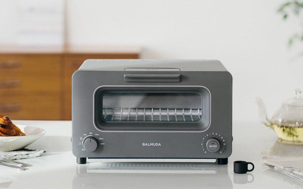 感動のトーストが食べられると話題の「BALMUDA The Toaster」に新色グレーが登場!