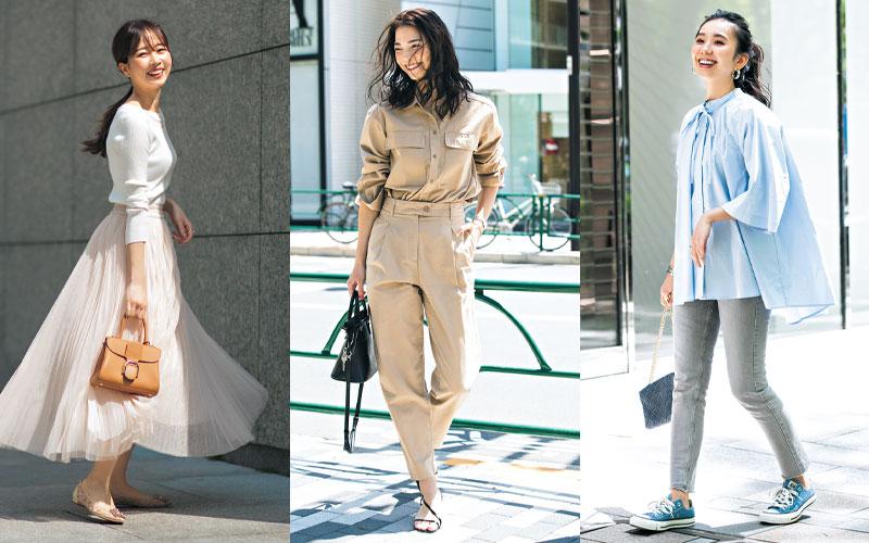 「オシャレな人ほど毎日同じような服を着てる説」を読者の例で検証してみた!