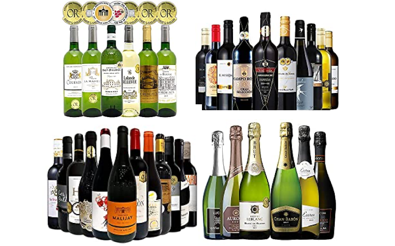 【30%オフも!】セール開催中!「Amazonプライムデー」おすすめのワイン4選