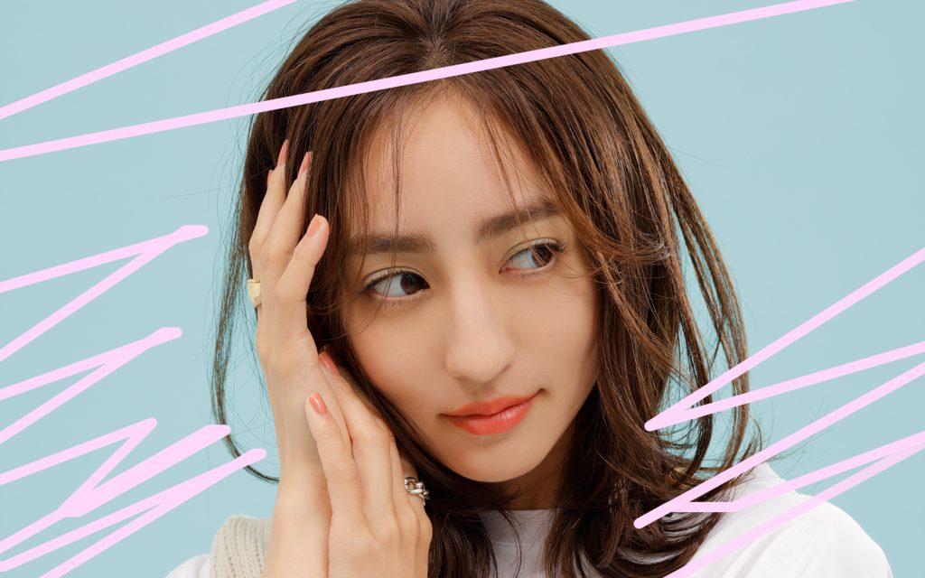 【堀田茜】カラーonカラーの合わせワザで夏メークをアップデート!