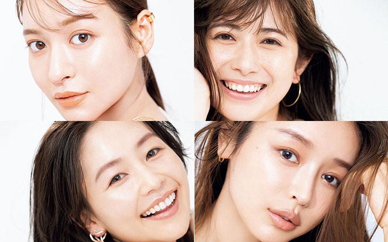 売れっ子美容モデル4人の「絶対欠かせないスキンケアコスメ」20選