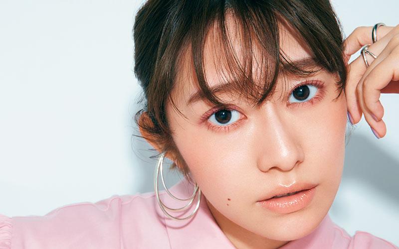 【桜井玲香】人気モデルの「メークのこだわり」大公開!