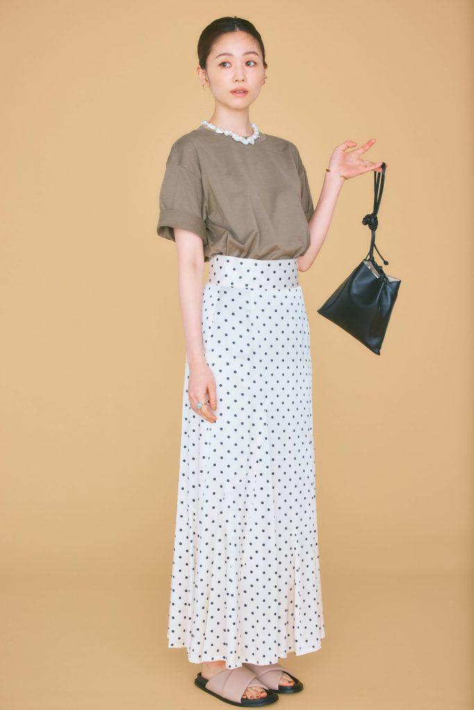 Tシャツ¥13,200(COC