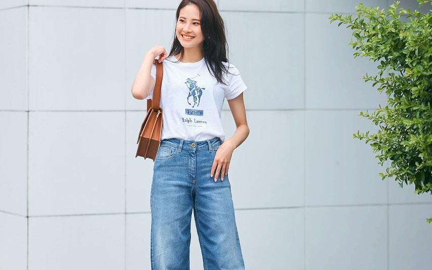 3年以上着たい服の代表!可愛い大人女子のラルフローレンコーデ3選【岡ひかるさん】