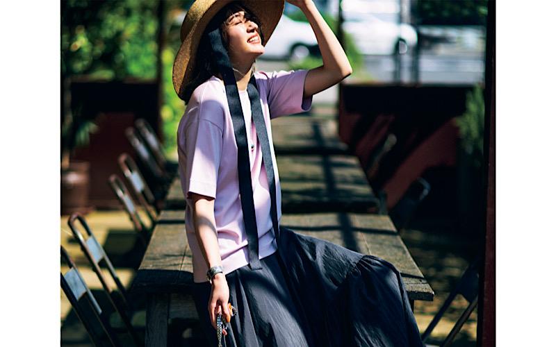【今日の服装】大人カジュアルな「ティアードスカート」コーデって?【アラサー女子】