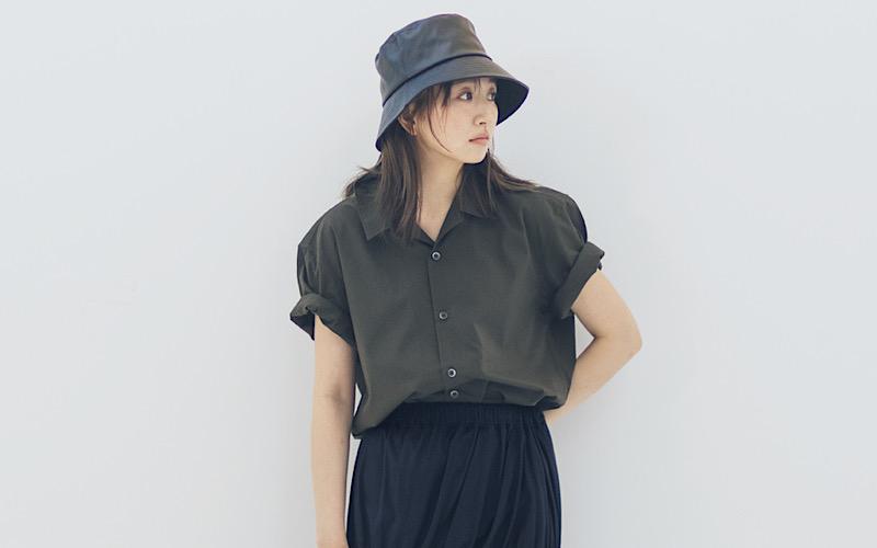 【今日の服装】「ユニクロのメンズシャツ」を大人可愛く着こなすなら?【アラサー女子】