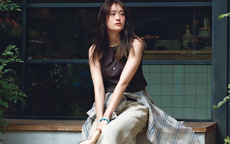 【今日の服装】こなれて見える夏の「スカートコーデ」って?【アラサー女子】