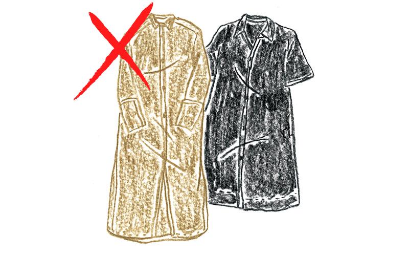 ファッション業界人が「買って失敗したワンピ」の特徴とは?