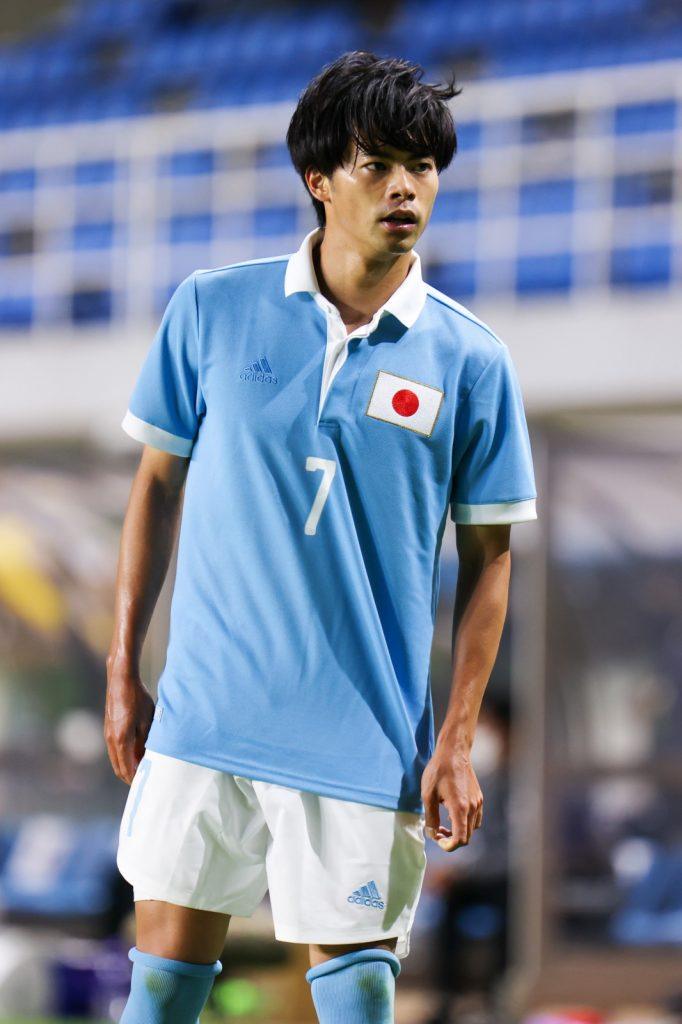 最後は、田中選手と同じくフロン