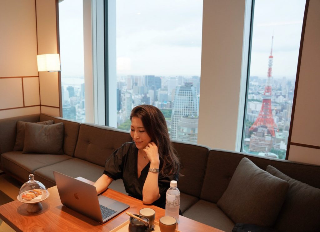 『Andaz Tokyo(アンダーズ 東京)』で暮らすように滞在する、話題の
