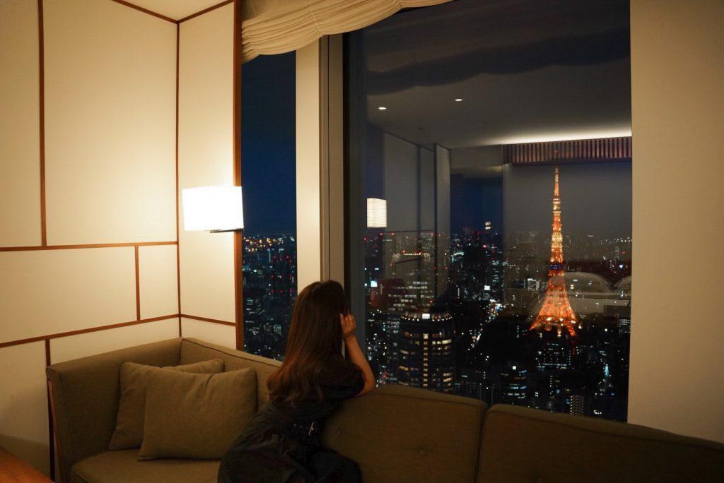 アンダーズ 東京でこの時季おす