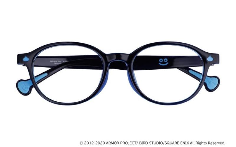 【Zoff】「ドラゴンクエスト」コラボメガネの再販が開始!【スライムモデル】
