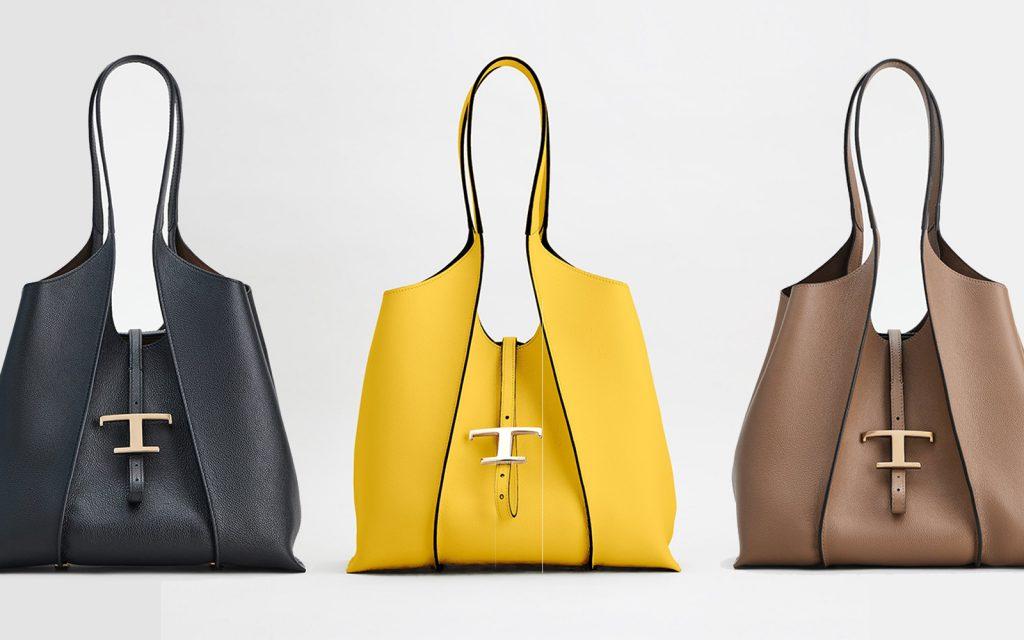 お仕事シーンで大活躍。TOD'Sからゆったりサイズの大容量バッグが登場!