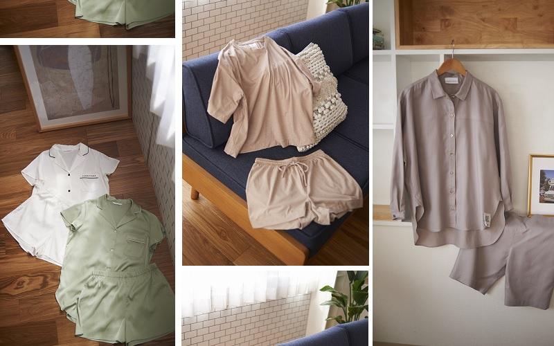 【オシャレなパジャマ】「サステナ部屋着」は自分買いもギフトにも!