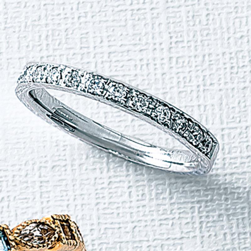 ダイヤモンドを途切れることなく