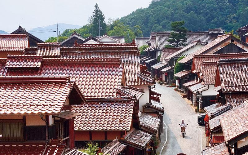 「日本のレトロな町をめぐり、伝統文化に触れたい」【吹屋・勝山(岡山県)編】|いつか行きたいアラサー女子旅