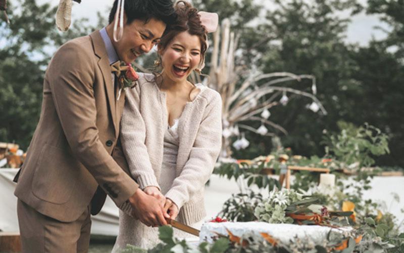 コロナ禍のリアルな「結婚式事情」【密にならないガーデンウェディング編】