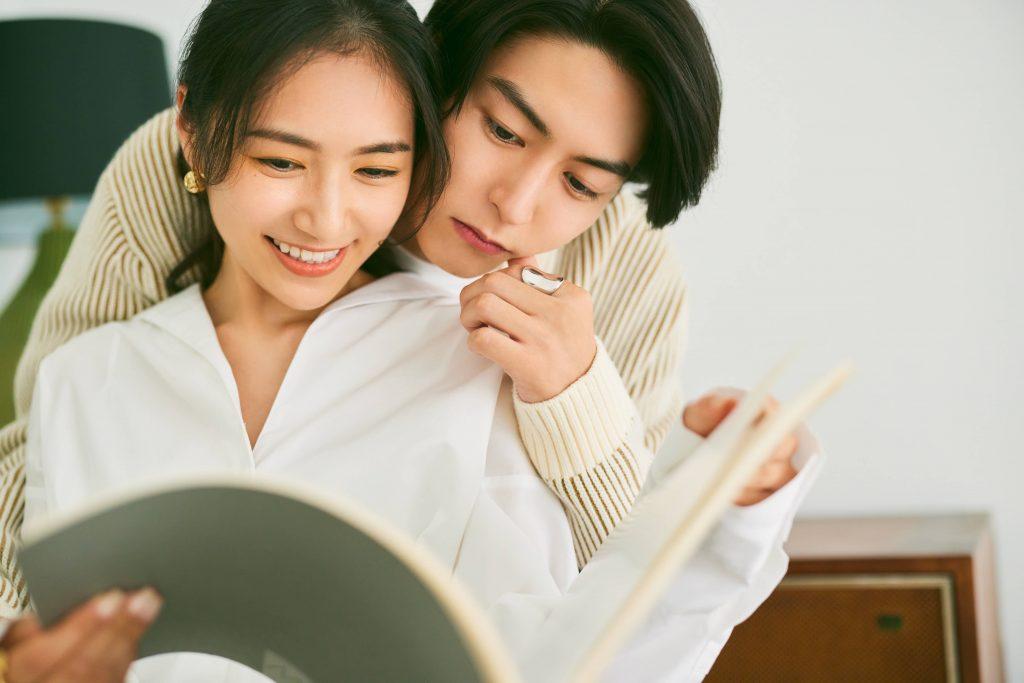 二人で垢抜ける♡彼と彼女のシェアコスメ【アイブロウ編】
