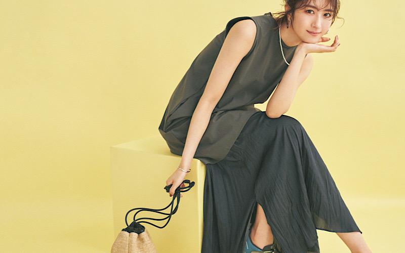 【今日の服装】ダサく見えない「カットソーワンピ」コーデって?【アラサー女子】