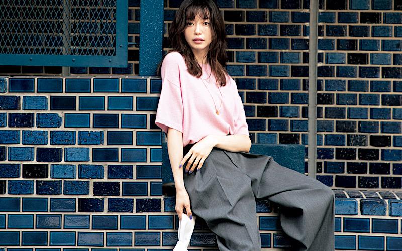 【今日の服装】甘くない「ピンク」コーデって?【アラサー女子】