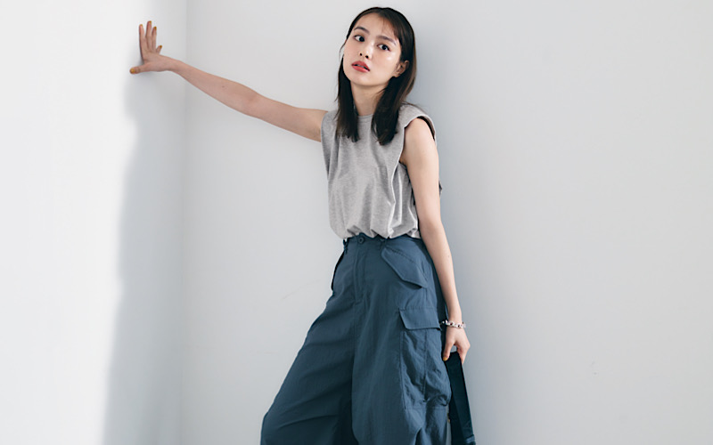 【今日の服装】マンネリしない「Tシャツ」コーデって?【アラサー女子】