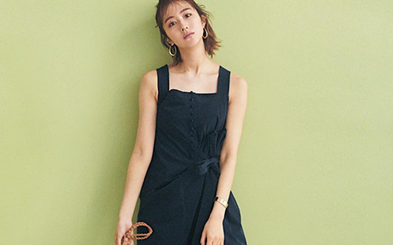 【今日の服装】一枚でサマになる「ワンピコーデ」って?【アラサー女子】