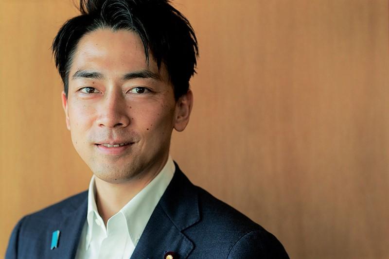 【小泉進次郎環境大臣インタビュー】環境のためにまず「何か一つ」、行動を起こしてほしい
