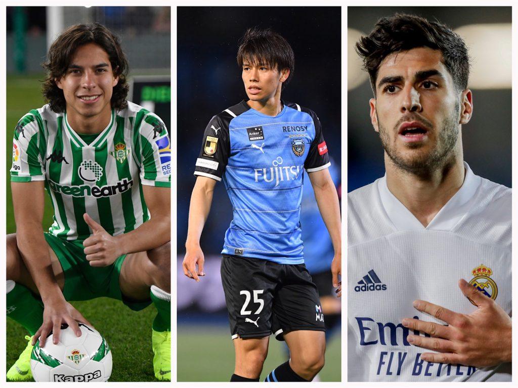 顔も中身もイケメンすぎ!「五輪注目のサッカー選手」9名【日本、メキシコ、スペイン…】