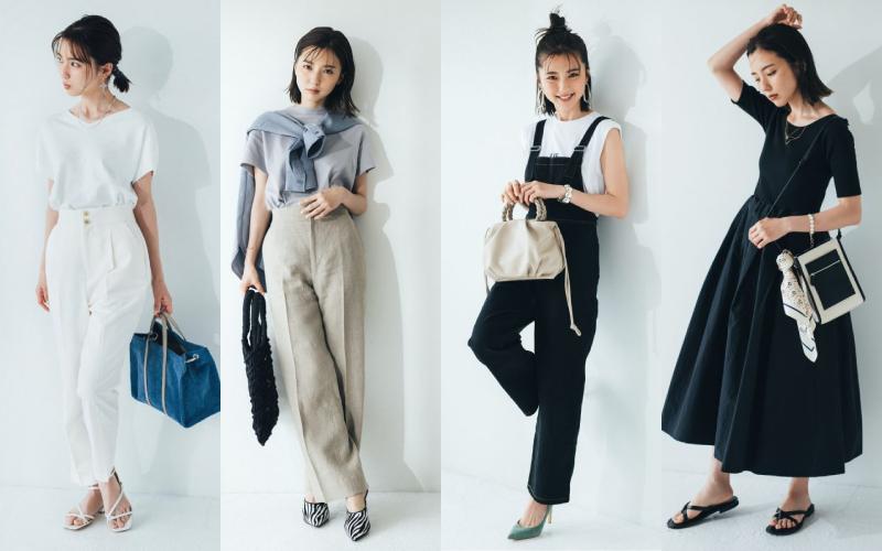 真野恵里菜さんが実践!「身長が低い人のためのスタイルアップコーデ」7選