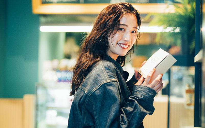 アラサー美女読者モデル、立花朋実さんが人気の「5つの秘密」
