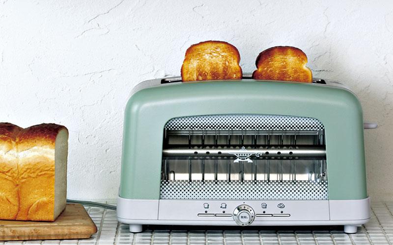 おうちで大活躍!オシャレで便利な「食パン」グッズ4選