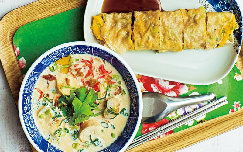 おうちで簡単に作れる!絶品「台湾の朝ごはん」2選
