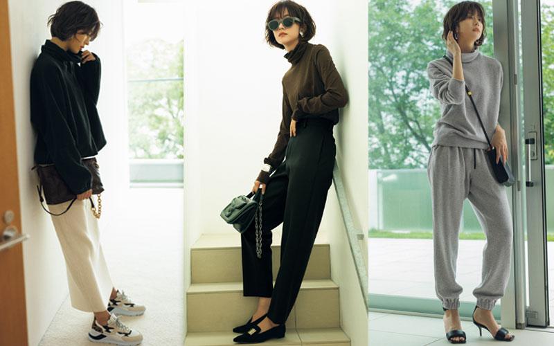 ファッション誌掲載されすぎブランドの「トレンドコーデ」3選