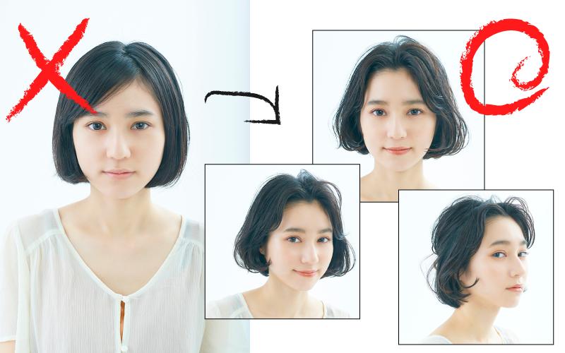 大人女子の薄毛対策ヘア「ショートボブ」の解決策3つ