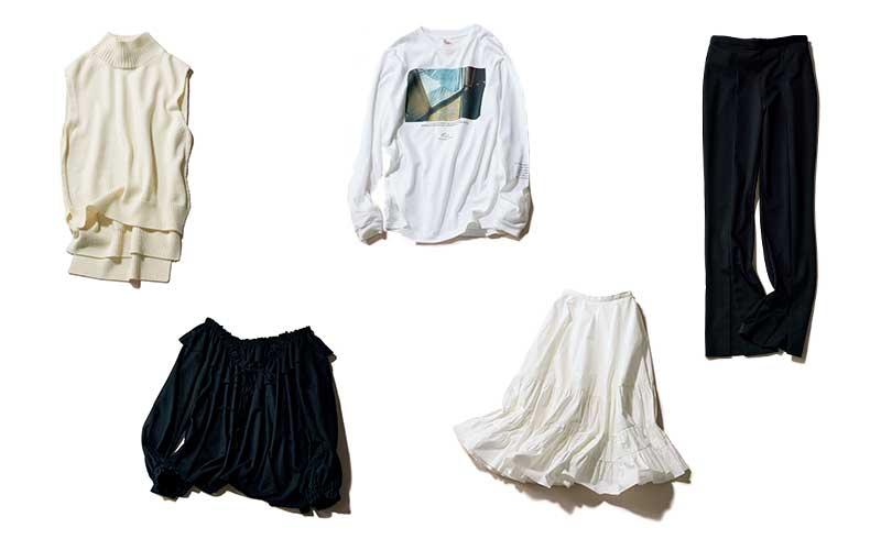 スタイリスト5人に「秋服、今から何買えばいいですか?」って聞いてみたら…
