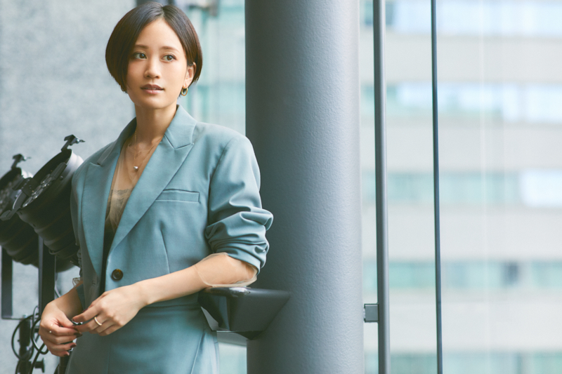 【前田敦子さんインタビュー】|堤幸彦監督の現場で大変なことといえば…?