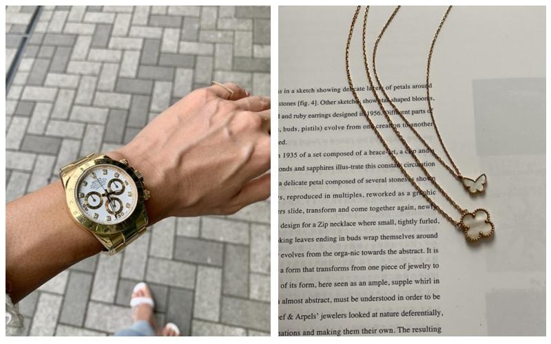 【ロレックス他】CLASSY.ライターが手に入れた一生ものジュエリーと時計