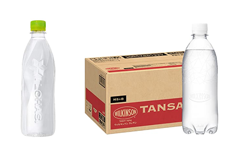 【今日23:59まで】「Amazonタイムセール」実はお買い得!「ミネラルウォーター&炭酸水」4選