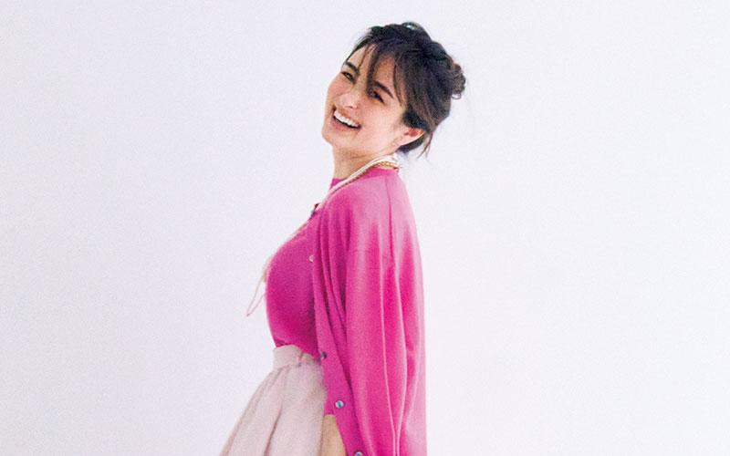 モデル・オードリー亜谷香「結婚、そしてアメリカへ。32歳の選択」【前編】