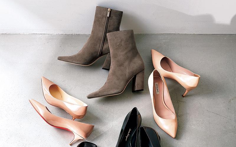 30代女子におすすめの「名品靴」6選【フェラガモ、アルマーニ…】