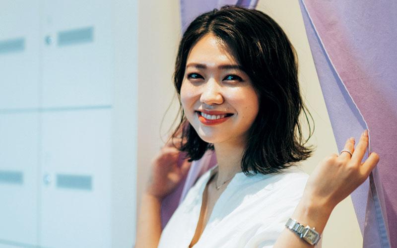 アラサー美女読者モデル、川森麻海さんが人気の「5つの秘密」