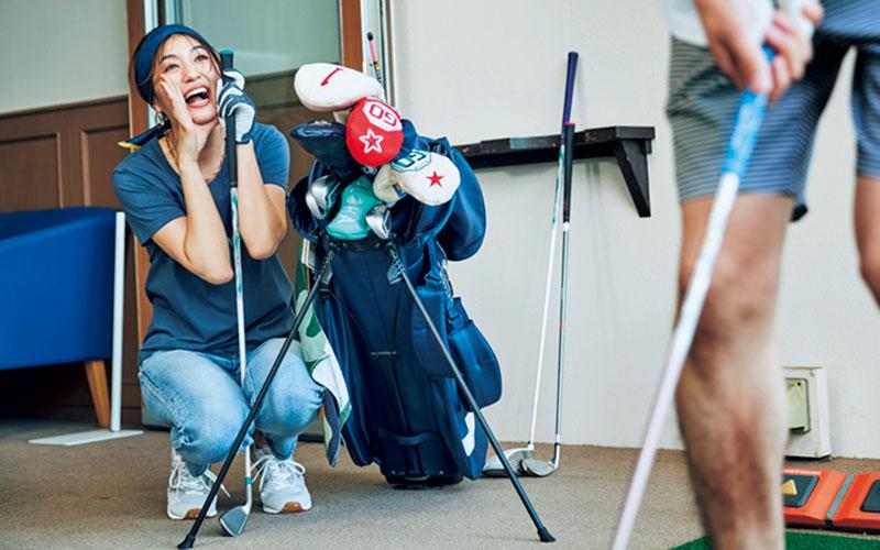 そろそろゴルフを始めてみたい、大人女子の話【打ちっぱなしに誘われたら?】