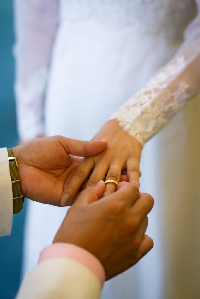 コロナ渦でなかなか結婚式の予定
