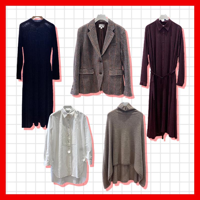 【ユニクロ】秋冬コラボ服、アラサー女子が買って優勝する5着はこれ!