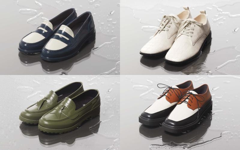 台風や雨の日に!「きれいめシューズに見える、実は防水の靴」5選
