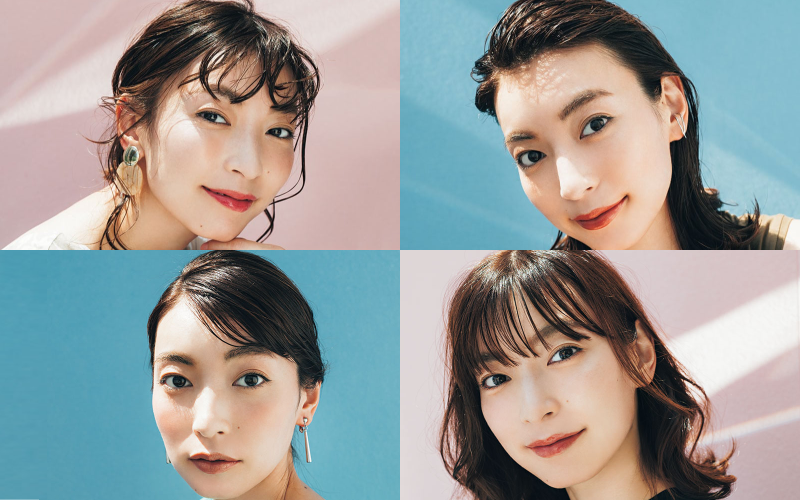 大人女子の「おすすめ前髪」4選【2021年秋のトレンドヘア】