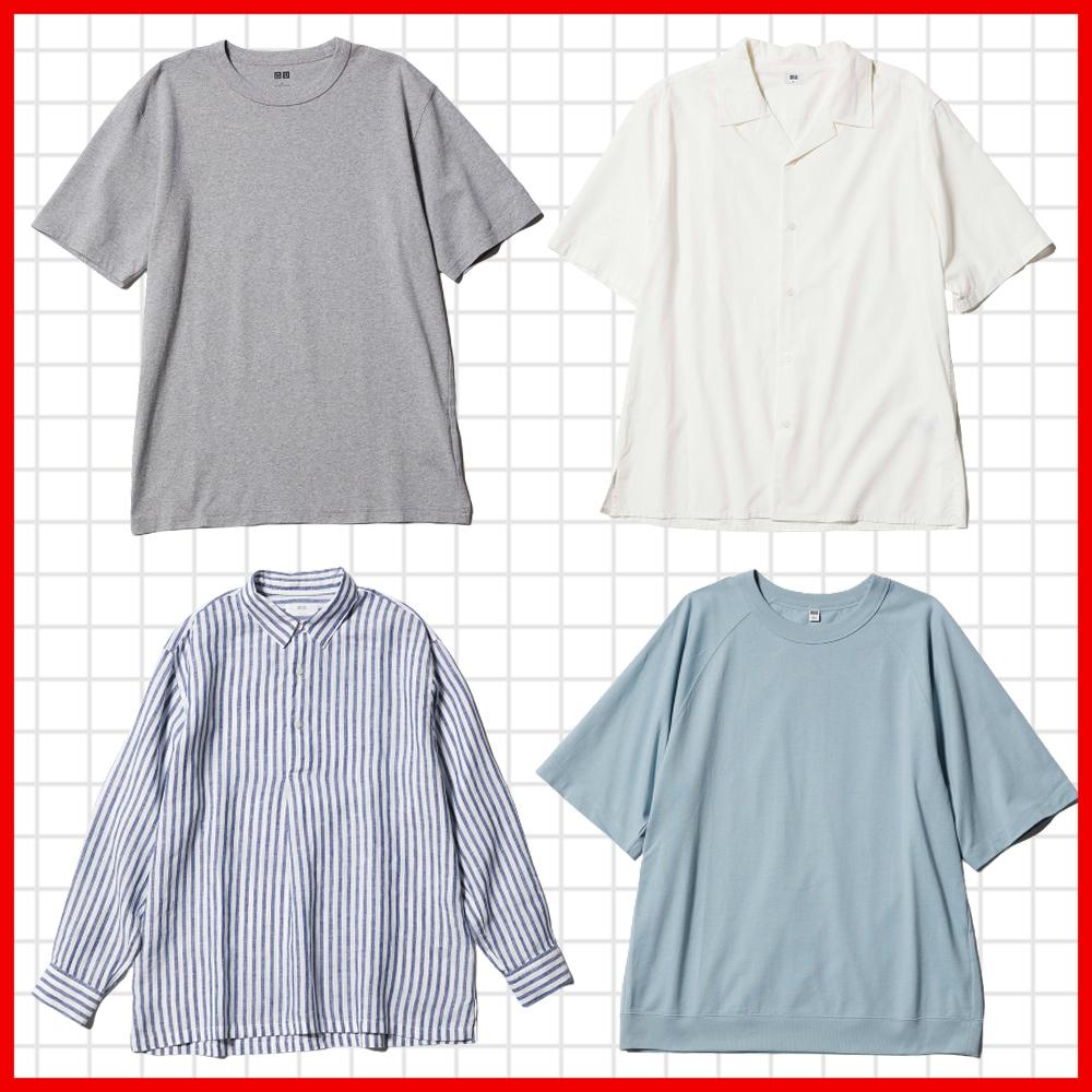 【ユニクロ】大人女子が着るべき「メンズアイテム」4選【カレとシェアできる】